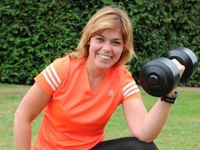 Nancy Hendrikx, personal trainer voor Hét Preventie Team