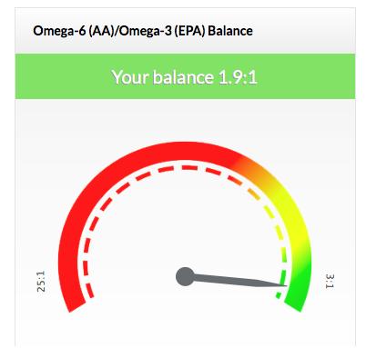 omega 6:3 balans